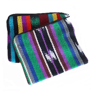 Cotton coin purse | TradeAid
