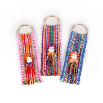 Worry doll keyring | TradeAid