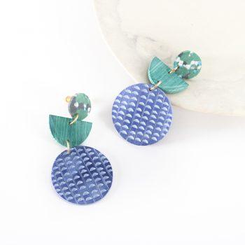 Clay bead earring | TradeAid