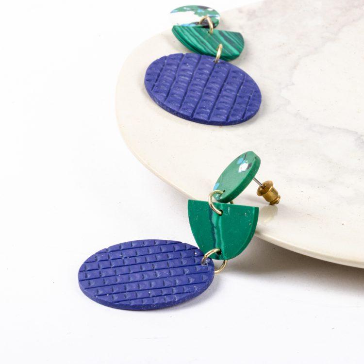 Clay bead earring | Gallery 2 | TradeAid