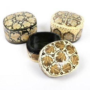 Paper mache ring box | TradeAid