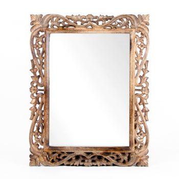 Mango wood mirror | TradeAid
