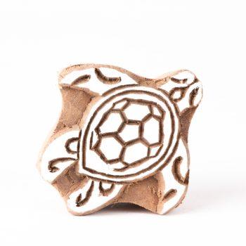 Turtle printing block | TradeAid