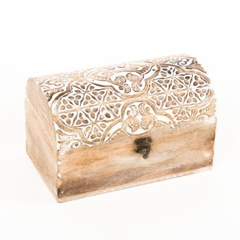 Half round jewellery box | TradeAid
