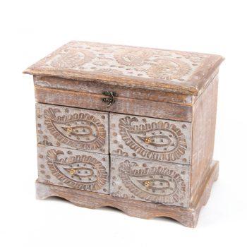 Jewellery box and almirah | TradeAid