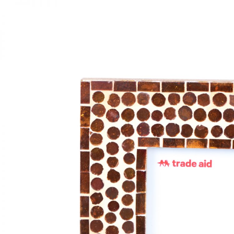 Copper glass photo frame | Gallery 1 | TradeAid