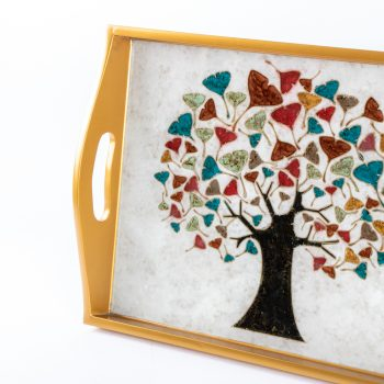 Tree of life glass tray | Gallery 1 | TradeAid