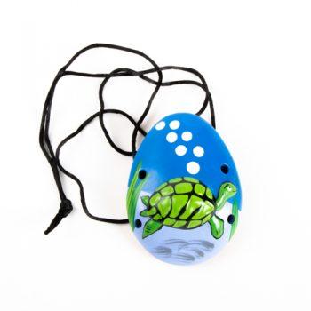 Turtle ocarina | TradeAid