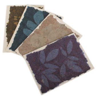 Print leaf card   TradeAid