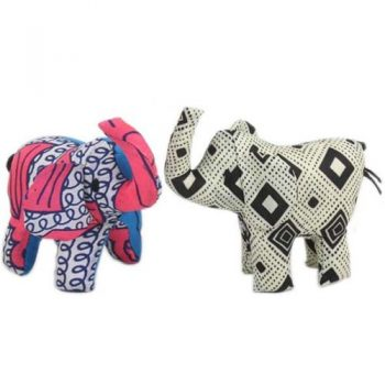 Elephant stuffed toy | TradeAid