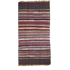 Striped rag rug | TradeAid