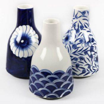 Floral bottle vase | TradeAid