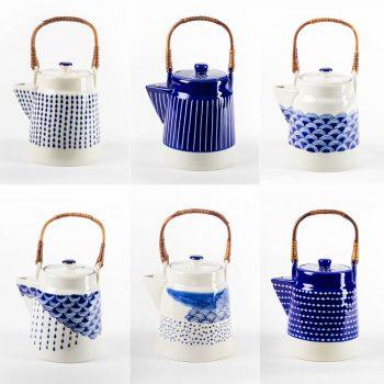 Water design teapot | TradeAid