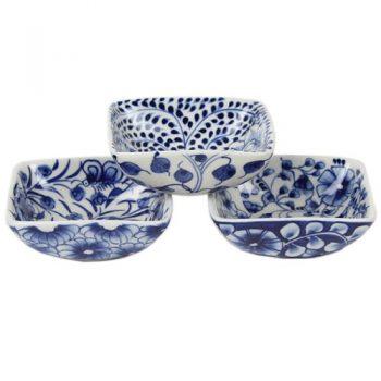 Floral square bowl | TradeAid