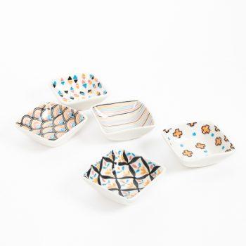Origami square bowls | TradeAid