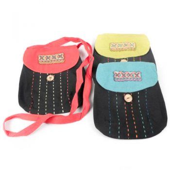 Cotton shoulder bag   TradeAid