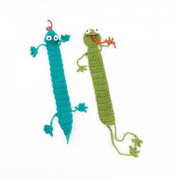 Blue lizard bookmark | Gallery 2 | TradeAid