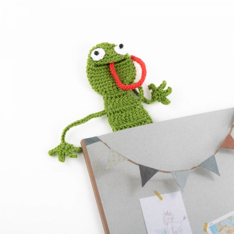 Frog bookmark   Gallery 1   TradeAid