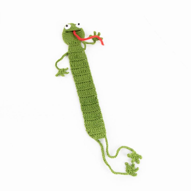 Frog bookmark   TradeAid
