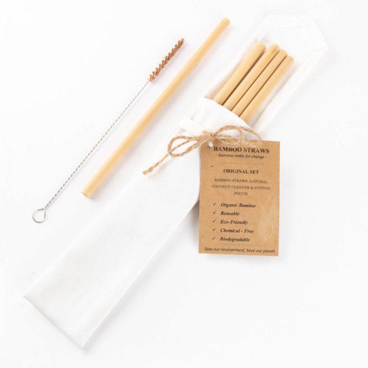 Bamboo straws | TradeAid