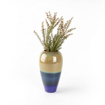 Midnight blue vase | TradeAid