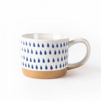Rain drops mug | TradeAid