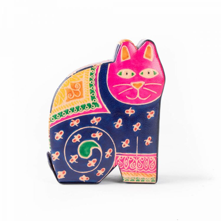 Cheeky cat money box | TradeAid