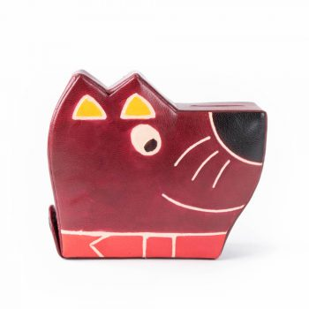 Shy dog money box | TradeAid
