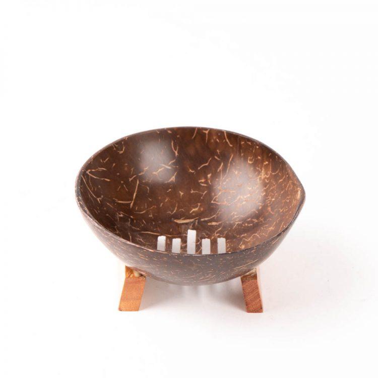 Coconut soap dish | TradeAid