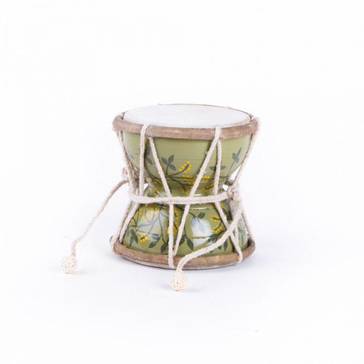 Green dumru drum | TradeAid