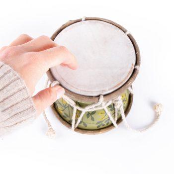 Green dumru drum | Gallery 1 | TradeAid