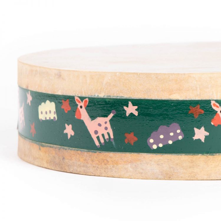 Small hand drum | Gallery 1 | TradeAid