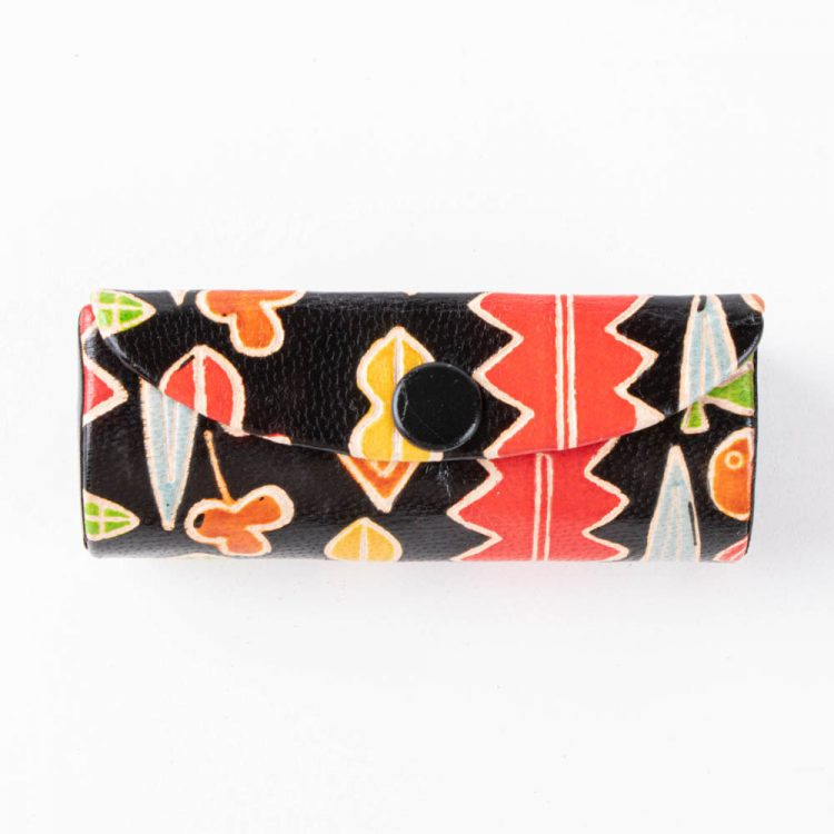 Autumn leaf lipstick case | TradeAid