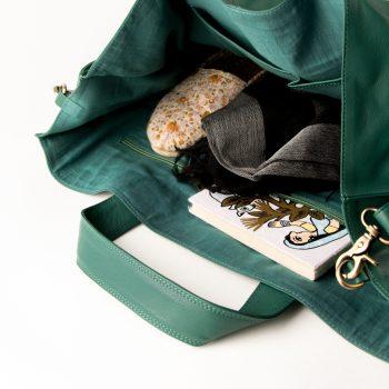 Sea green x-large tote bag   Gallery 1   TradeAid