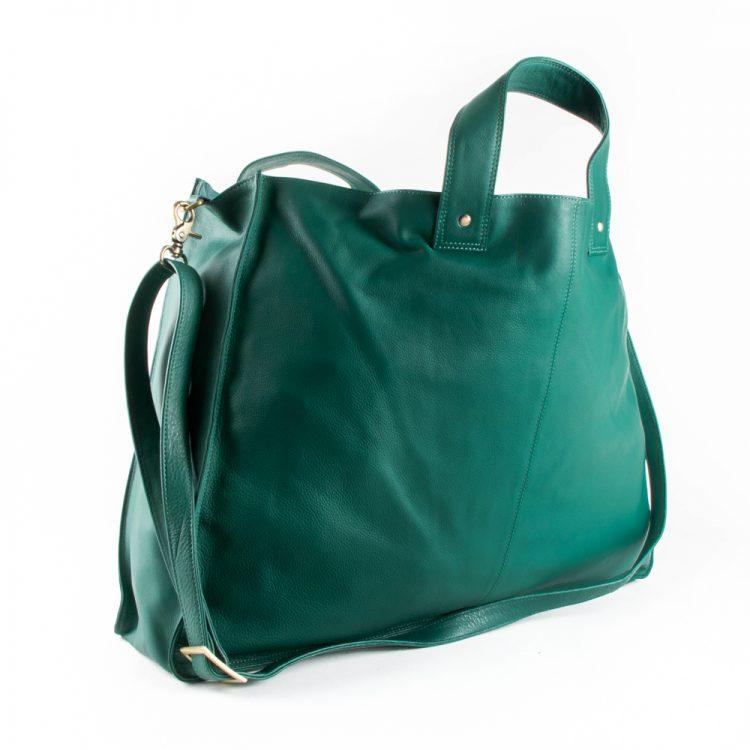 Sea green x-large tote bag   Gallery 2   TradeAid
