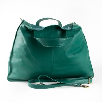 Sea green x-large tote bag | TradeAid