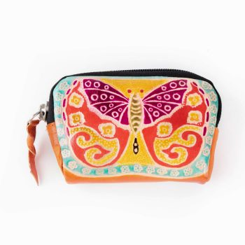 Butterfly coin purse | TradeAid