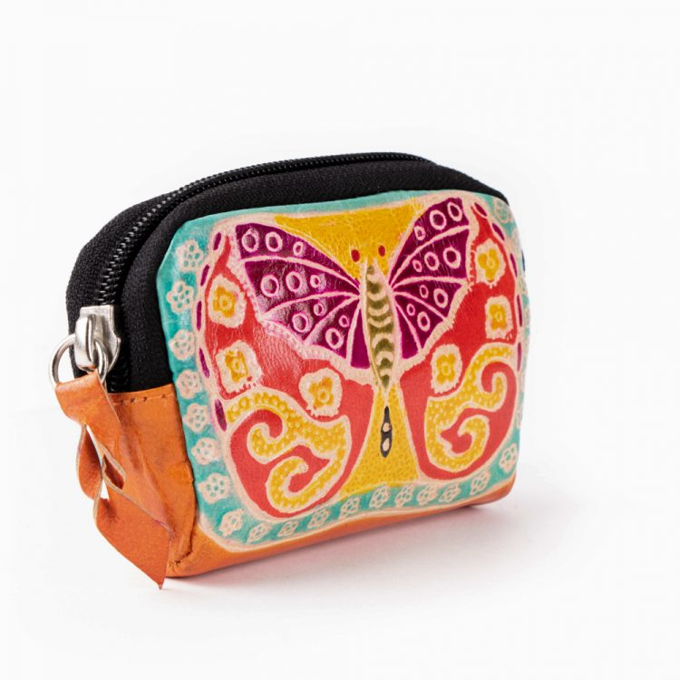 Butterfly coin purse | Gallery 1 | TradeAid