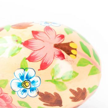 Floral decorative egg | Gallery 2 | TradeAid