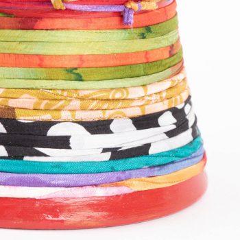 Recycled saree dugi drum   Gallery 2   TradeAid
