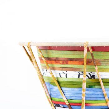 Recycled saree dugi drum   Gallery 1   TradeAid