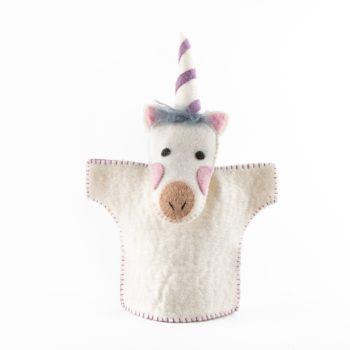 Unicorn hand puppet | TradeAid