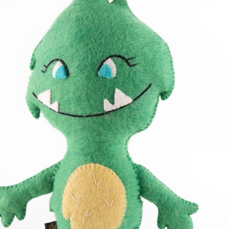 Felt monster toy | Gallery 1 | TradeAid