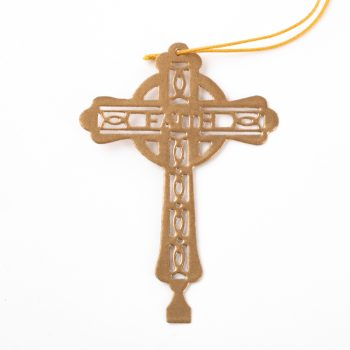 Metal cross hanging | TradeAid