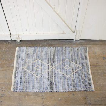Small denim rug | TradeAid