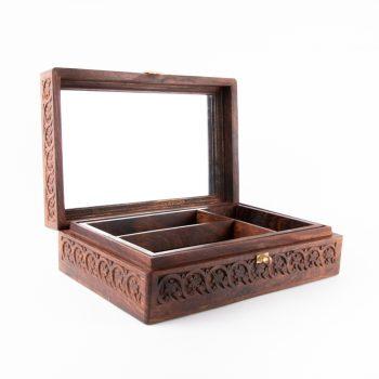 Sheesham jewellery box   Gallery 1   TradeAid
