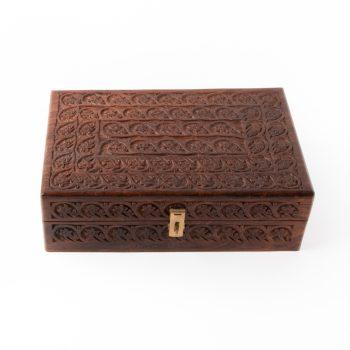 Sheesham jewellery box | TradeAid
