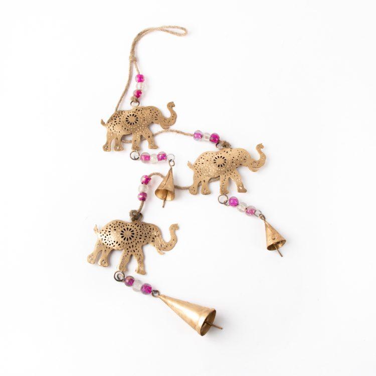 Elephant iron bells | TradeAid