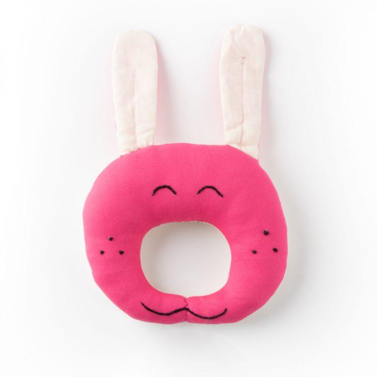 Rabbit rattle | Gallery 1 | TradeAid