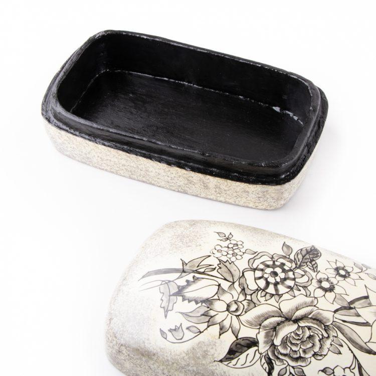 Floral paper mache box | Gallery 2 | TradeAid